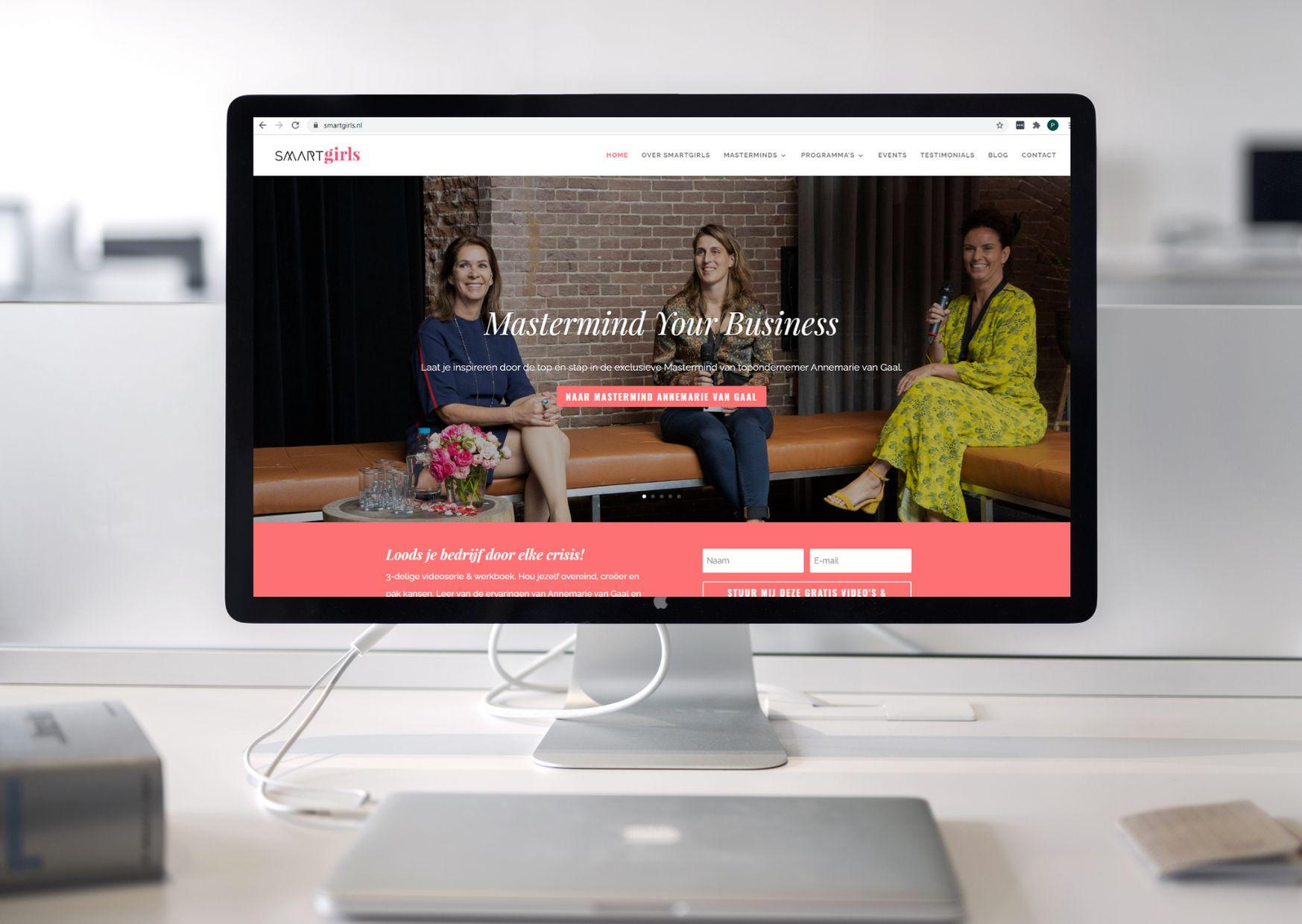 Smart Girls Paula Terpstra Websitecoaching Testimonial (2)