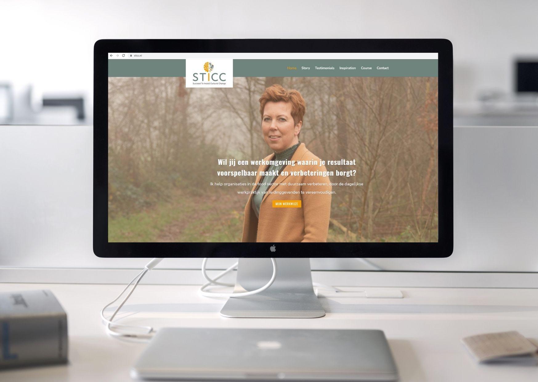 STICC Jacqueline Kerstma Paula Terpstra Websitecoaching Testimonial