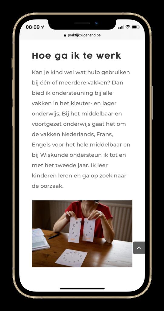 Testimonial Nathalie Godart Praktijk Bij de Hand Mobile 2 low res