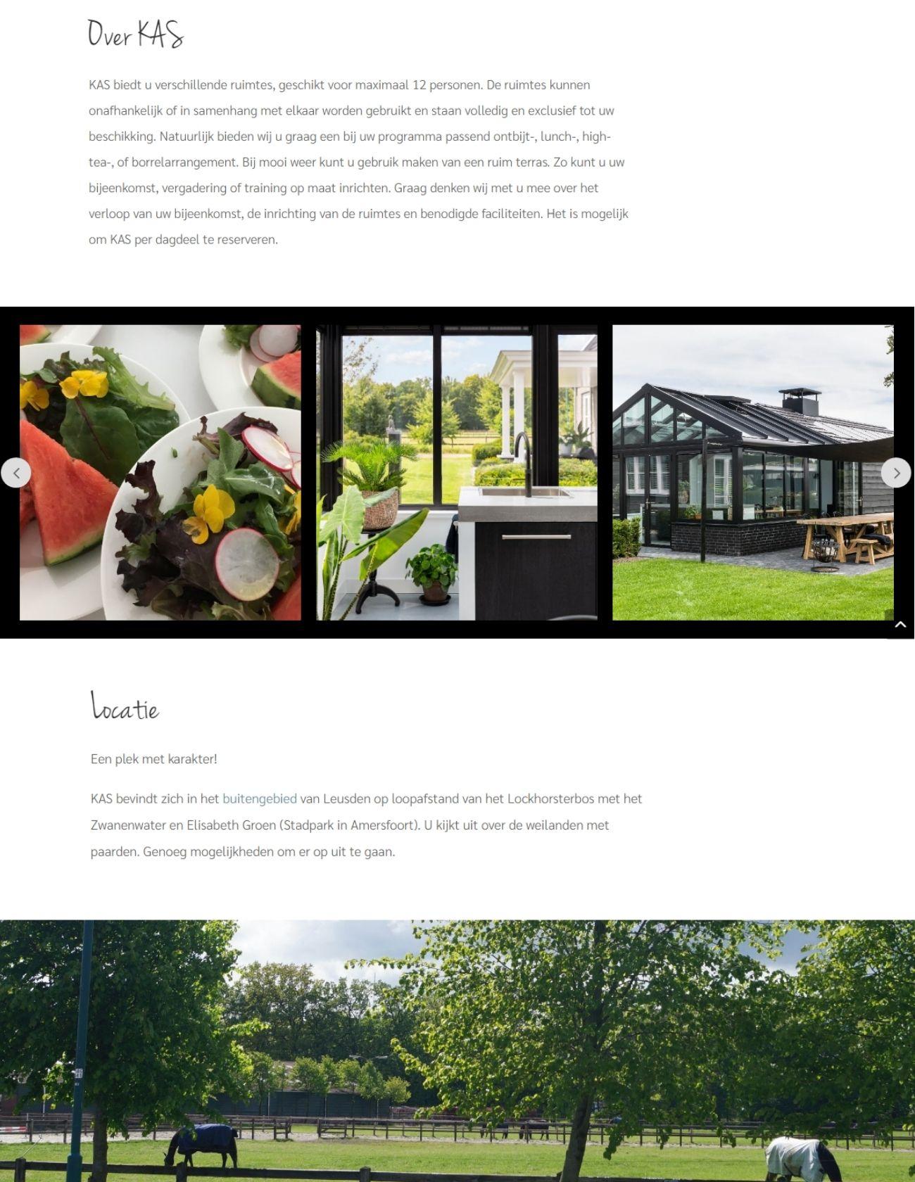 Impressie KAS en co Paula Terpstra Webdesign page 2